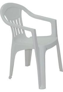 Cadeira Ilhabela- Branca- 78,5X56X58Cm- Tramontitramontina