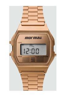 Relógio Feminino Digital Mormaii Mojh02Ai4J