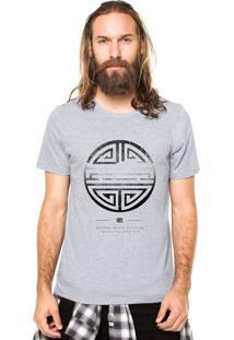 Camiseta Rgx Long Life Cinza