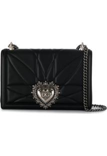 Dolce & Gabbana Bolsa De Mão 'Devotion' - Preto