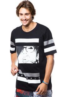 Camiseta Asphalt Sexy Smoke Masculina - Masculino