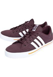 Tênis Adidas Originals Adicourt Stripes Vinho