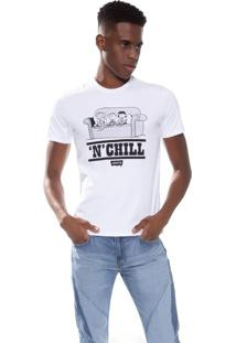 Camiseta Levis N Chill Snoopy - Xl