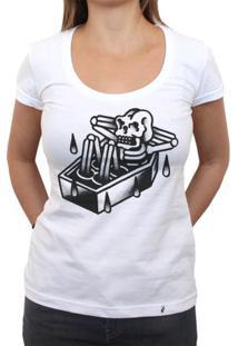 Bon Vivant - Camiseta Clássica Feminina