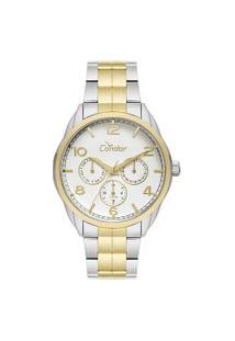 Relógio Analógico Condor Feminino - Co6P29Ig5K Dourado