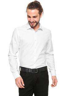 Camisa Calvin Klein Lisa Branca