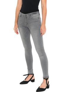 ... Calça Jeans Mng Barcelona Skynny Olivia Azul 3a3cfc3cd6037