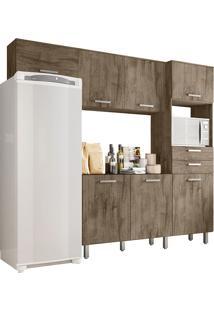 Cozinha Compacta Com Tampo 4 Peças Lia – Poliman - Demolição