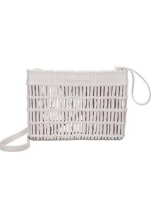 Bolsa Melissa Pequena Branca