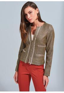 Blazer Ginestra Tweed - Gi-2408