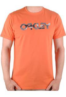 Camiseta Oakley Mark Ii Plus Size Masculino - Masculino