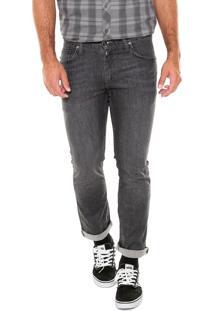 Calça Jeans Vans Slim Standard Preta