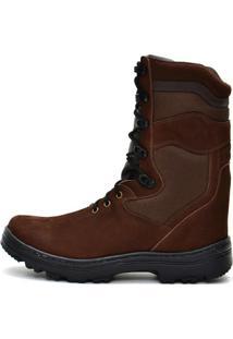 Bota Atron Shoes Caramelo - Masculino-Caramelo