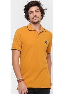 Camisa Polo Redley Piquet Frisos Masculina - Masculino