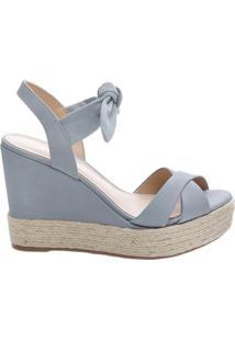 c6c2af045 Sandália Azul Nautico feminina | Shoelover