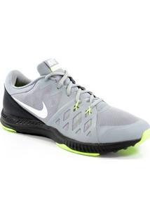 Tênis Air Epic Speed Nike Cinza Verde Preto - 852456-007