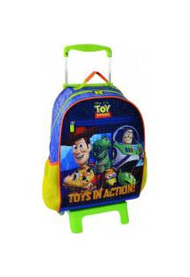 Mochila Rodinha Disney Toy Story