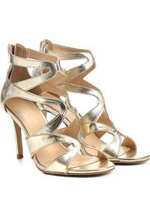 235ddf10c3 Sandália Salto Alto Shoestock feminina