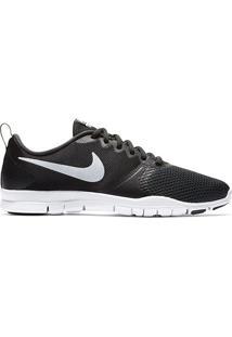 Tênis Nike Flex Essential Tr Feminino - Feminino-Preto+Branco