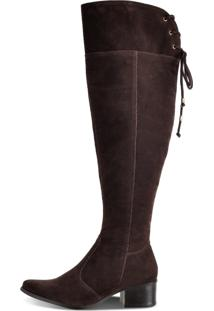 Bota Vicerinne Over The Knee Marrom