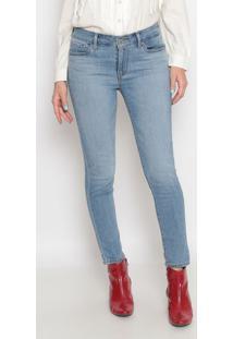 Jeans 711™ Skinny Ankle Estonado- Azul Clarolevis