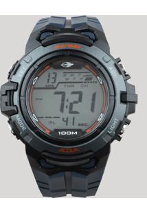 d9d662bd376 CEA. Único Relógio Mo1147a8a - Mormaii Digital Masculino Preto
