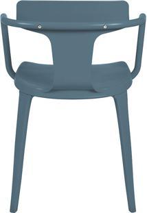 Cadeira Sara Azul Niagara