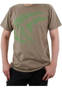 Camiseta Masculina Robotic Claw Tamanho Exg Nvidia