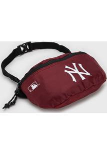 Pochete New Era New York Yankees Vinho - Kanui