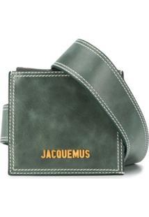 Jacquemus Pochete La Ceinture - Verde