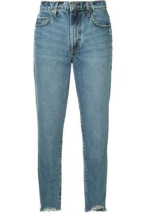 Nobody Denim Calça Jeans Bessette - Azul
