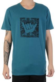 Camiseta Hang Loose Army - Masculino