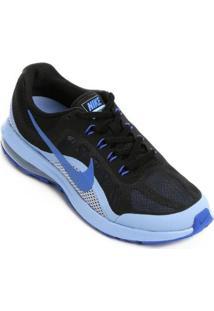 Tênis Nike Air Max Dynasty 2 Feminino - Feminino-Preto+Azul