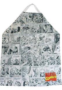 Avental Marvel Comics Pb - Zona Criativa