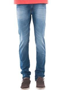 Calça Coca-Cola Jeans Flame - Masculino