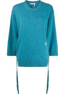 Chloé Suéter Casual - Azul