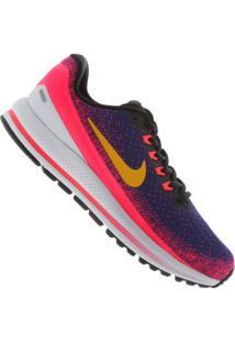 Tênis Nike Zoom Vomero 13 - Masculino - Azul Esc/Rosa