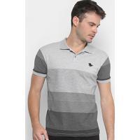 409bfa9a22 Camisa Polo Rg 518 Listrada Degrade Masculina - Masculino