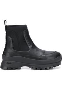 Stella Mccartney Ankle Boot Utility - Preto