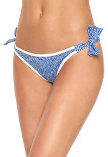 Calcinha Amber String Ester Azul