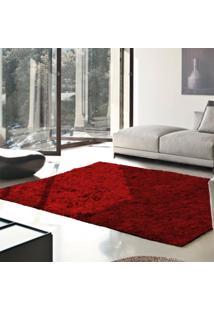 Tapete Casa Dona Vermelho 200X300