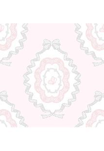 Papel De Parede Lyam Decor Charlotte Multicolorido