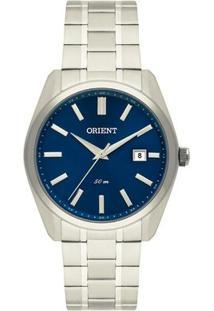 Relógio Orient Feminino - Feminino-Prata