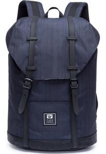 Mochila Para Notebook Hang Loose Hla1212 Azul