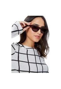 Oculos San Tortoise Escuro - U