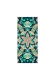 Adesivo Decorativo De Porta - Mandala - 2355Cnpt