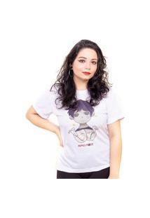 Camiseta Estampada Acme Inc Assinada Por Nanami Nem