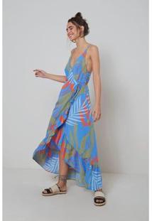 Vestido Oh, Boy! Est Botanica Color - Feminino
