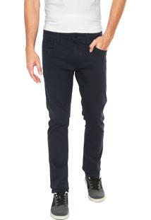 Calça Sarja Oakley Skinny Pocket Azul
