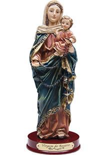 Imagem Nossa Senhora Do Rosário - 07 Cm